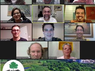 ANAMMA e Frente Parlamentar Ambientalista dos Vereadores discutiram os Desafios e as Oportunidades d