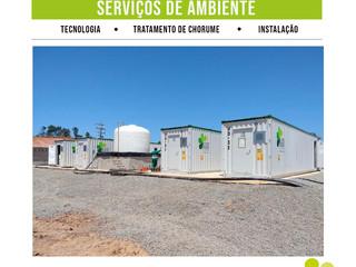 Aterro Sanitário Seropédica, região metropolitana do Rio de Janeiro