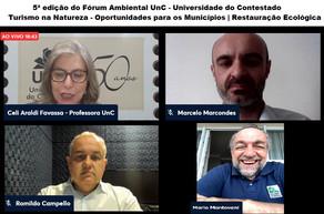 ANAMMA presente na 5ª edição do Fórum Ambiental UnC - Universidade do Contestado