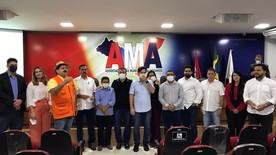 ANAMMA BRASIL presente na Assembleia Geral de fundação da FECALAGOAS