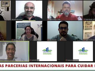 WEBINAR: O Brasil e as parcerias internacionais para cuidar do Planeta