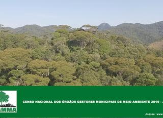 ANAMMA Brasil realiza Censo de Gestores Ambientais