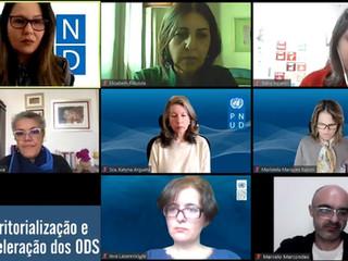 ANAMMA participa de seminário final do projeto de territorialização e aceleração dos ODS