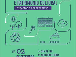 O Estado do Maranhão realizará seminário de Licenciamento Ambiental e Patrimônio Cultural