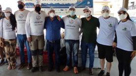 No Dia Mundial de Limpeza de Rios e Praias, ANAMMA integra agenda de ações