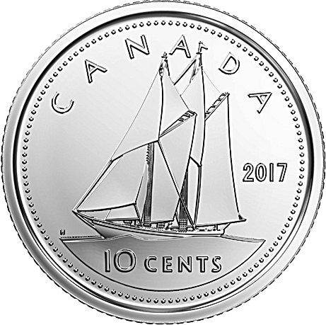 10 cents 2017
