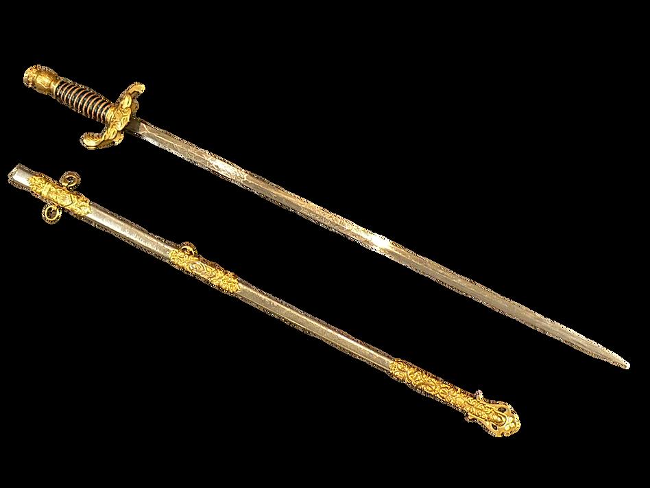 ODD FELLOWSHIP ÉPÉE - SWORD