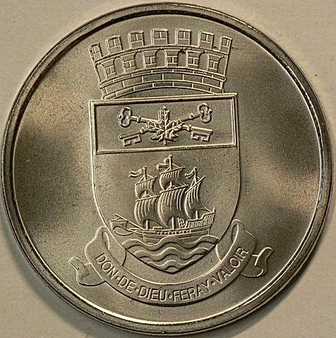 Armorie de la ville de Québec/Coat of arms of Quebec city