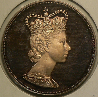 1964 Charlottetownmédaille -medal