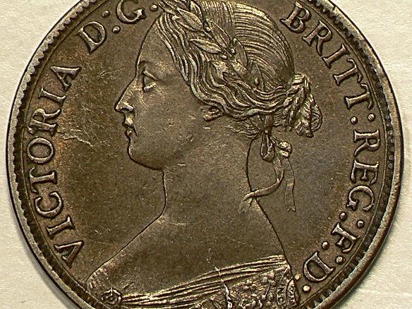 L'histoire de lapièced'un demi cent - The story of the half-cent coin