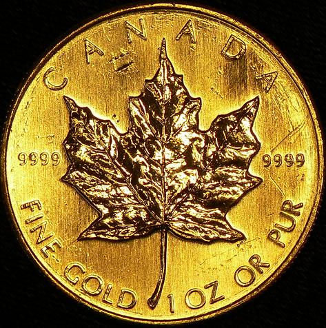 Fine Gold 1 oz