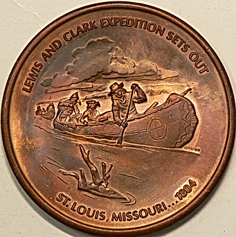LEWIS ET CLARK - LEWIS AND CLARK