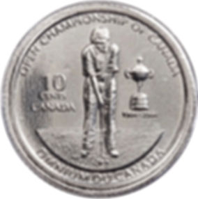 Omnium du Canada 10 cents - Open championship of Canada 10 cents