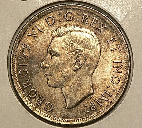 Dollard Canadien 1935 | Canadian Dollar 1935
