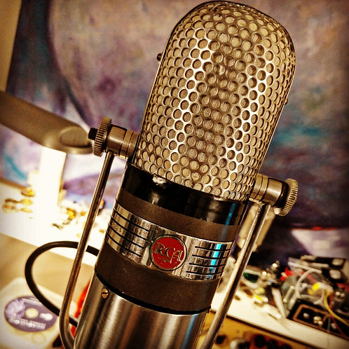 Vintage and modern ribbon mic repairs, mods and upgrades!