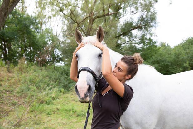 Jade Bellec - Ostéopathe Animalier