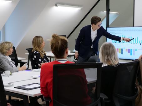 Datu nozīme uzņēmējdarbībā