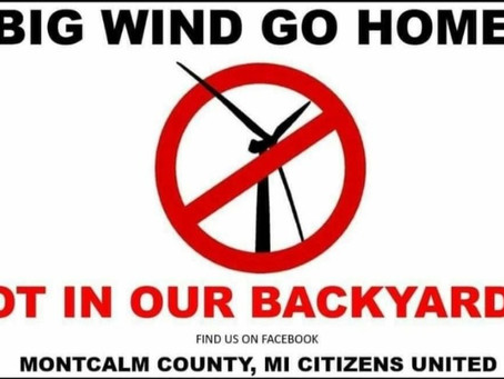 Big Wind In Montcalm Township