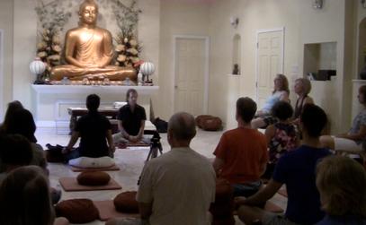 2015 Meditation Session