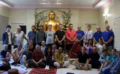 Workshop at Arizona International Buddhist Meditation Center