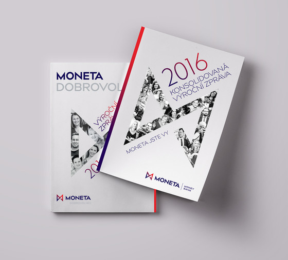 Výroční zprávy MONETA Money Bank