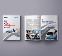 Analýza autonomních vozidel