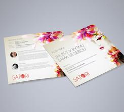 Pozvánky a propagace SATORI