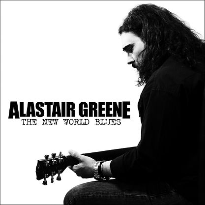Alastair Greene - The New World Blues -