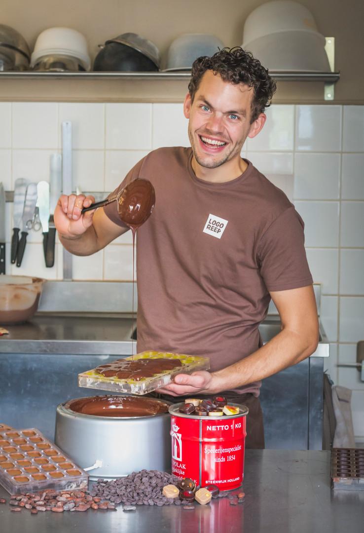 Chocolatier - Tijmen