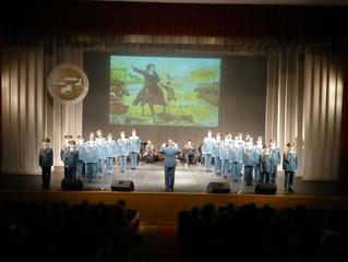 Концерт в университете Профсоюзов