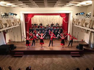 Концерт для л/с 6й армии