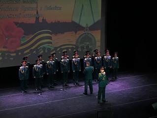 Праздничный концерт в г. Пушкин