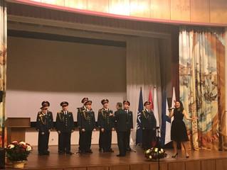 "Концерт в ЦКБ ""Рубин"""