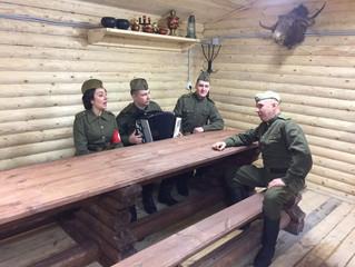 """Открытие парка """"Патриот"""" в г. Кронштадт"""