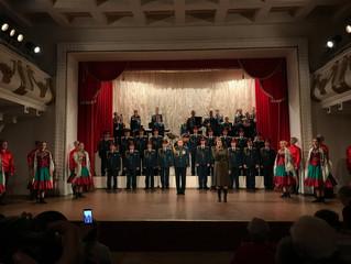 75 лет со дня снятия блокады в к/з Семеновском