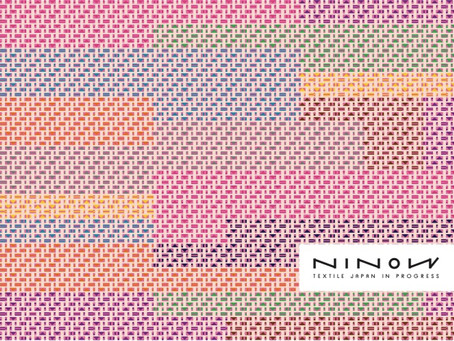 NINOW -TEXTILE JAPAN IN PROGRESS- vol.2