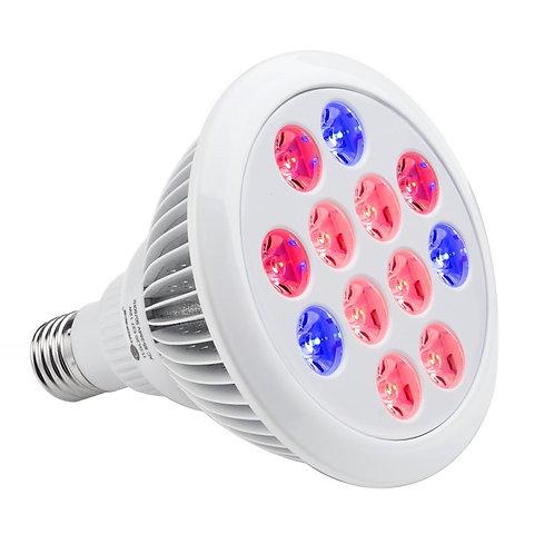 TaoTronics LED GrowLight  (E26 12w 3 Bands)