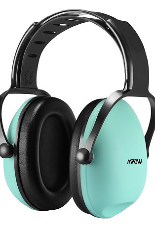 MPOW Kids Adjustable Headband Hearing Protection Muffs