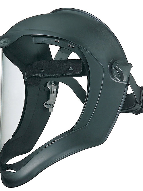 Uvex S8500 Bionic Face Shield with Clear Polycarbonate Visor