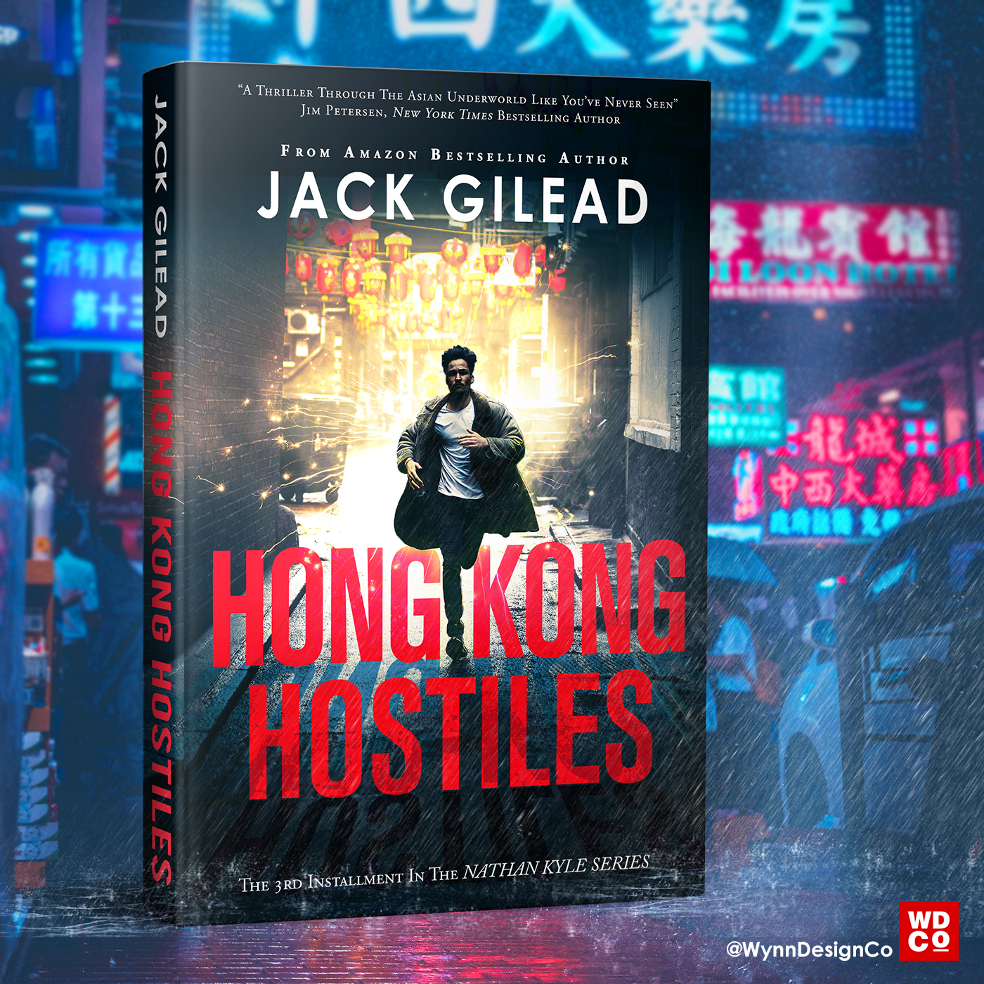 Hong Kong Hostiles - Wynn Design Co