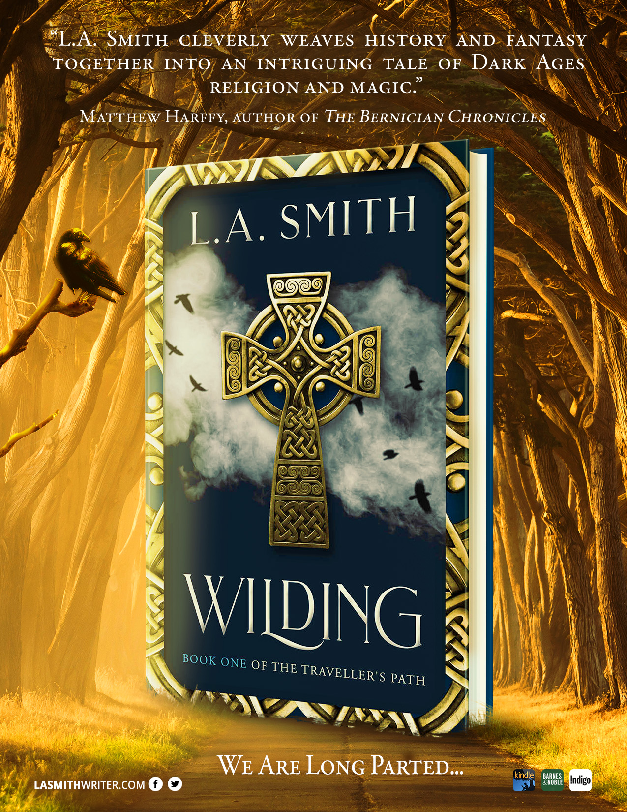 Wilding by LA Smith