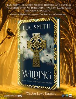 Wilding by LA Smith