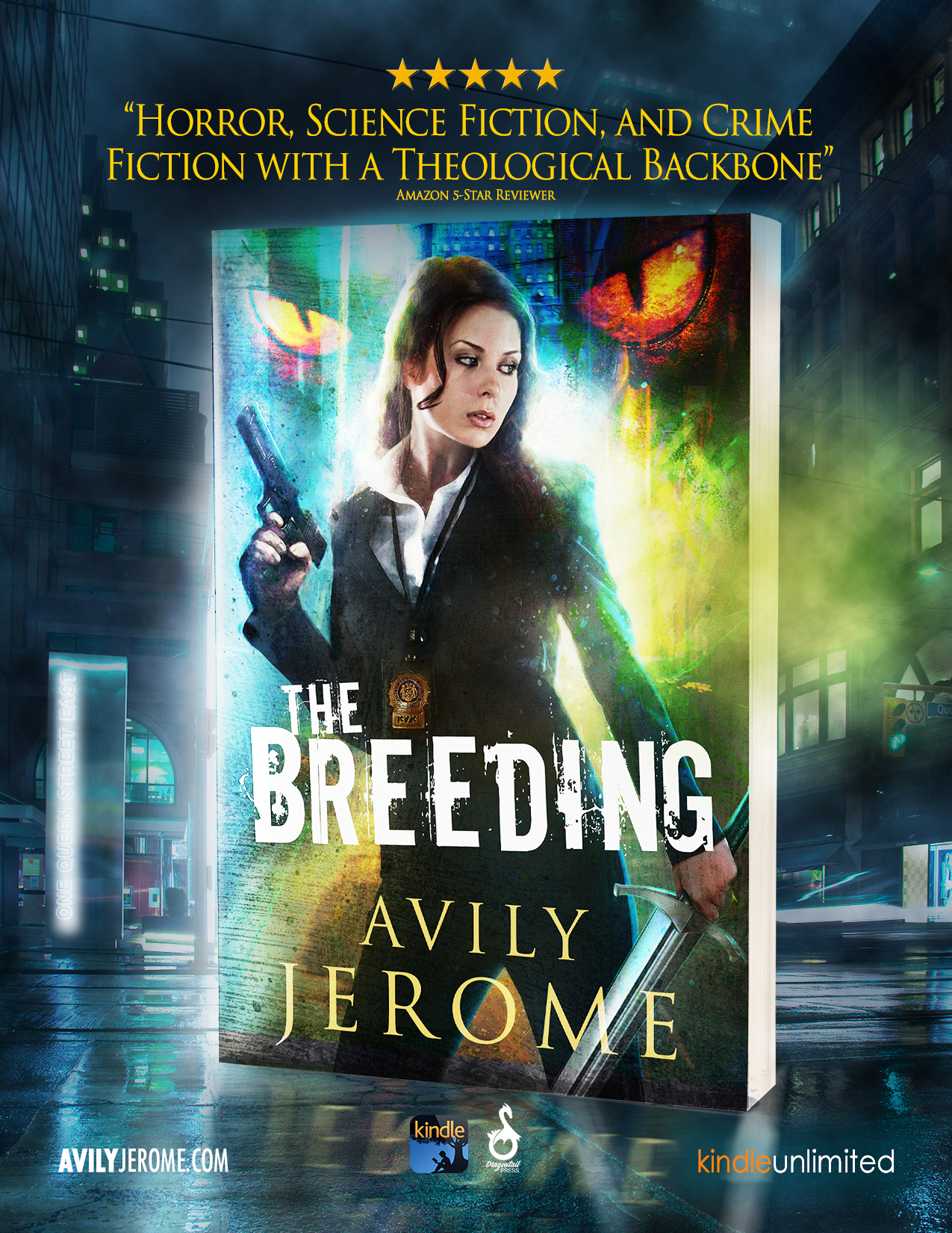 The Breeding by Avily Jerome