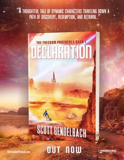 Wynn Design Co - Declaration -The Freedom Protocols - Scott Gengelbach
