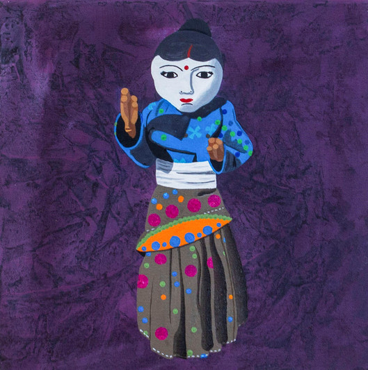 Nepal Marionette