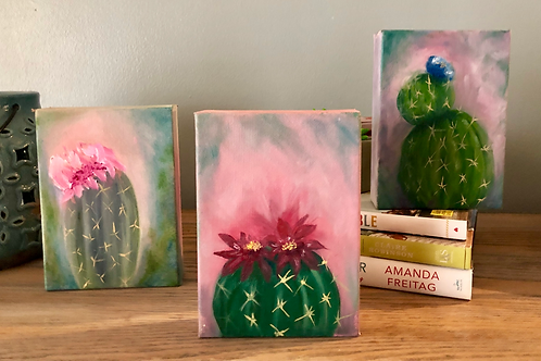 Cactus Trio (Set of 3)
