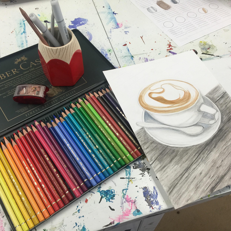 Cappuccino Work in Progress