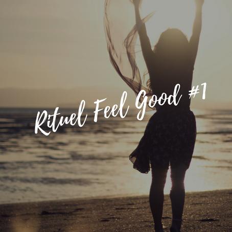 Rituel Feel Good #1 Retrouver la sérénité en 1 minute