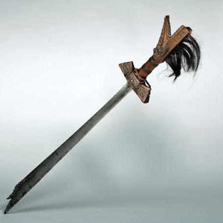 Area 8: Long Two-Handed Weapons