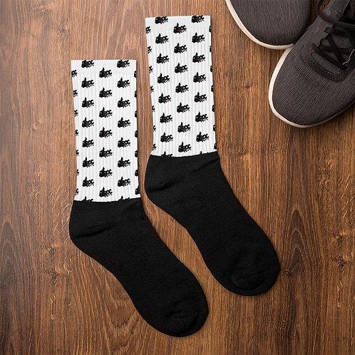 "AllOver ""LROC"" Socks"